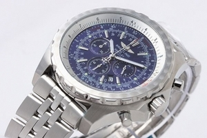 Perfect Breitling For Bentley Working Chronograph Quartz Movement AAA Watches [M1T3]