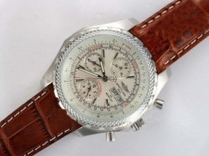 Perfekt Breitling for Bentley GT Chronograph Automatic med White