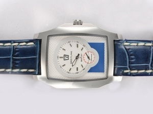 Perfect Breitling for Bentley Jumping Hour Automatic with Blue Dial AAA Watches [O4A3]