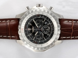 Quintessential Breitling for Bentley Motors T Working Chronograph with Black Dial AAA Watches [B4S6]