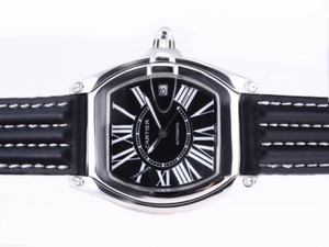 Cool Cartier Roadster Automatic with Black Dial AAA Watches [J8I4]