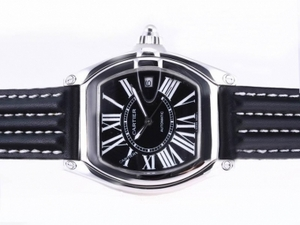 Modern Cartier Roadster Automatic with Black Dial AAA Watches [A3T1]