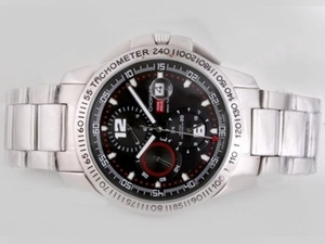 Popular Chopard Gran Turismo GT XL Chronograph Automatic with Black Dial AAA Watches [S1E7]