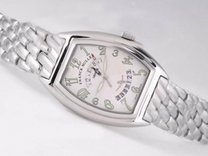 Fancy Franck Muller Conquistador Automatic with White Dial AAA Watches [N2U8]