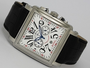 Popular Franck Muller Conquistador Automatic with White Dial AAA Watches [R7Q3]