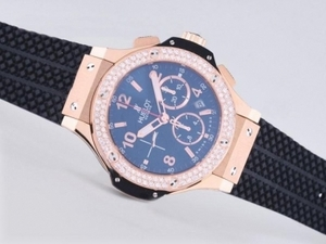 Fancy cronografo Hublot Big Bang Rosa orologi in oro AAA [P7T6]