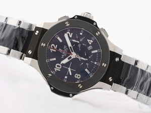 Gorgeous Hublot Big Bang Chronograph Asia Valjoux 7750 Movement AAA Watches [U5Q6]