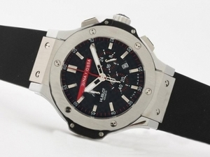 Gorgeous Hublot Big Bang Luna Rosa Working Chronograph-Same Structure as AAA Watches [V3L5]