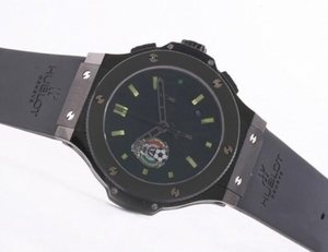 Great Hublot Big Bang Chronograph Asia Valjoux 7750 Movement PVD Case AAA Watches [N8U1]