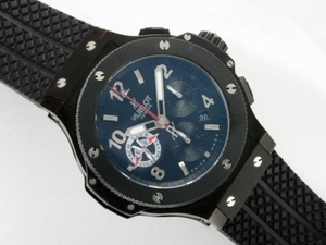 Great Hublot Big Bang Yach Club Courchevel Chronograph Asia Valjoux 7750 Movement AAA Watches [M3U1]