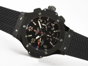 Popular Hublot Big Bang Yacht Club de Monaco Chronograph With Asia Valjo 7750 Movement AAA Watches [U4R5]