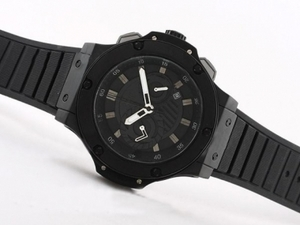 Quintessential Hublot Big Bang King Working Chronograph PVD Case with Black Dial AAA Watches [I1J7]