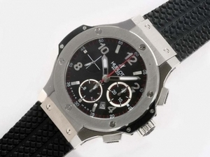 Vintage Hublot Big Bang Chronograph Asia Valjoux 7750 Movement AAA Watches [H8D7]