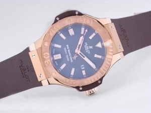 Vintage Hublot Big Bang King Asia Valjoux 7750 Movement WIth Rose Gold Case AAA Watches [B8O8]