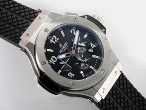 Vintage Hublot Big Bang Working Chronograph-Same Structure As 7750-High AAA Watches [G6O3]