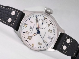 Quintessential IWC Big Pilot 7 Days Power Reserve Father & Son Limited Edition AAA Watches [D4A4]