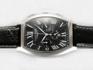 Cool Longines Master Collection Automatic med hvid skive AAA ure