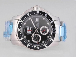 Fancy Longines Hydroconquest V Chronograph Automatic med Gray Di