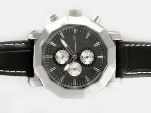 Fancy Montblanc Sport Chronograph Automatic with Black Dial AAA Watches [K1V6]