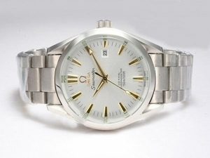 Cool Omega Seamaster Aqua Terra Big Size Automatic Gold Markings AAA Watches [J5C8]