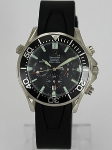 Fancy Omega Seamaster America's Cup Chronograph Automatic with Black Dial AAA Watches [B8A1]