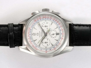 Fancy Omega Seamaster Chronograph Automatic with White Dial AAA Watches [K2U2]