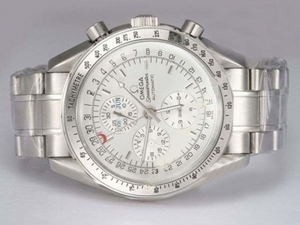 Fancy Omega Speedmaster Perpetual Calendar Chronograph Automatic AAA Watches [E8N1]