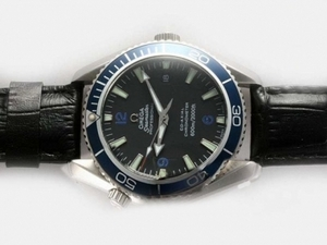 Modern Omega Seamaster Planet Ocean Automatic Blue Bezel-special Edition AAA Watches [M3D8]
