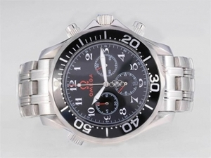 Popular Omega Seamaster Chrono Diver Olympic Edition-Same Chassis As 7750 Movement AAA Watches [N9S7]