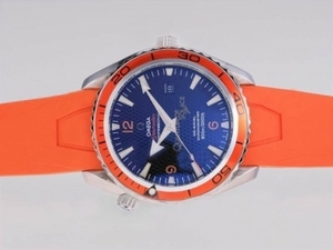 Quintessential Omega Seamaster Planet Ocean 007 Quantum Of Solace Edition AAA Watches [C6L5]