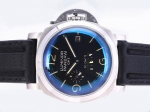 Gorgeous Panerai Luminor PAM 289 GMT 10 Days Working Power Reserve-Dome AAA Watches [L2C9]