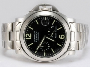 Great Panerai Luminor PAM 090 Working Power Reserve Automatic AAA Watches [H6S8]