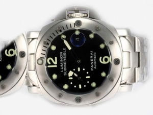 Modern Panerai Luminor Submersible PAM24 AR Coating Same Chassis As 7750 Movement AAA Watches [E2W4]
