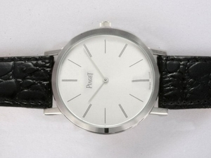 Moderne Manuel Piaget Altiplano XL Winding avec cadran blanc Montres AAA [V4K7]