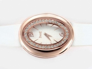 Modern Piaget Dream Team No1 Rose Gold Tapauksessa Timantti Kehy