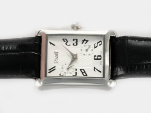 Vintage Piaget Emperador Automatic with white Dial AAA Watches [I8W2]