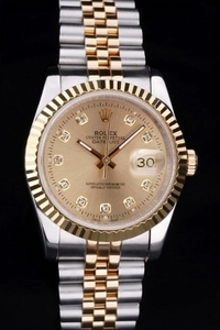 Fancy Rolex Datejust AAA klockor [T4C4]