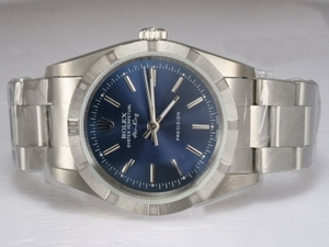 Modern Rolex Air-King Precision Automatic with Blue Dial AAA Watches [L9N6]