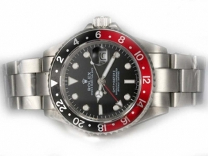 Modern Rolex GMT-Master II Automatic With Red / Black Bezel-Updated Version AAA Watches [H2H9]