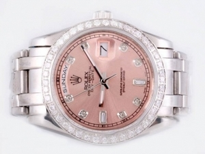 Perfect Rolex Masterpiece Automatic Diamond Marking and Bezel AAA Watches [Q2X9]