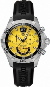 Cool Tag Heuer Aquaracer Chronograph Grand-Date R AAA Watches [M3N3]