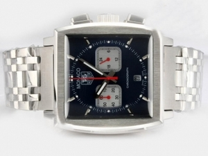 Cool Tag Heuer Carrera Chronograph Automatic Black Dial and Bezel AAA Watches [G3V5]