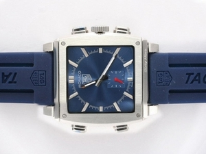 Fancy Tag Heuer Monaco Sixty Nine Microtimer Digital with Blue Dial AAA Watches [I9F1]