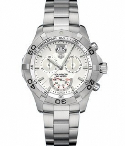 Gorgeous Tag Heuer Aquaracer Chronograph Grand-Date R AAA Horloges [G3C8]