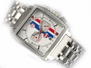 Gorgeous Tag Heuer Enlace 200 Metros con esfera blanca Lady Modelo Relojes AAA [A1H9]