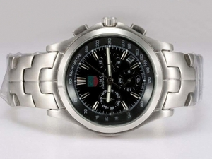 Perfect Tag Heuer Link Calibre 36 Chronograph Automaattinen kans