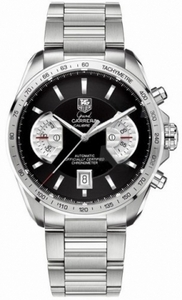 Pohjimmainen Tag Heuer Grand Carrera Chronograph Calibre 17 RS C