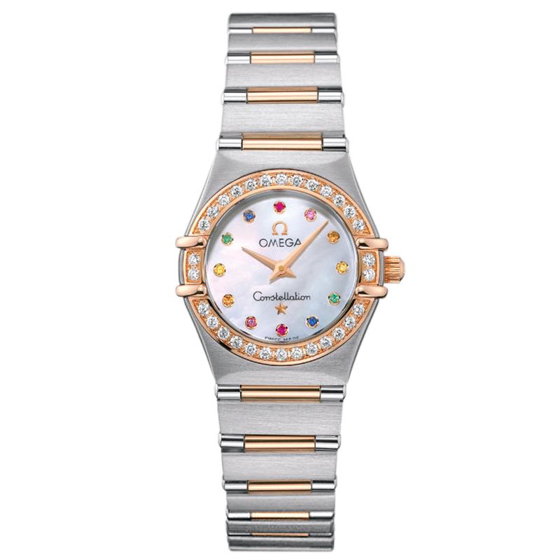 1360.79.00 Copy Omega Watches Constellation Ladies Quartz watch [4c8d]