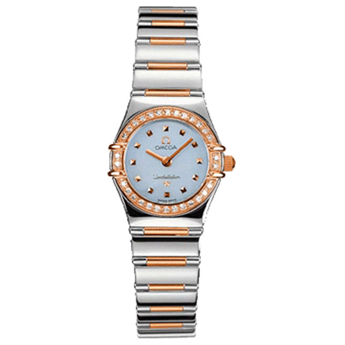 1368.74.00 Copy Omega Watches Constellation Ladies Quartz watch [4058]