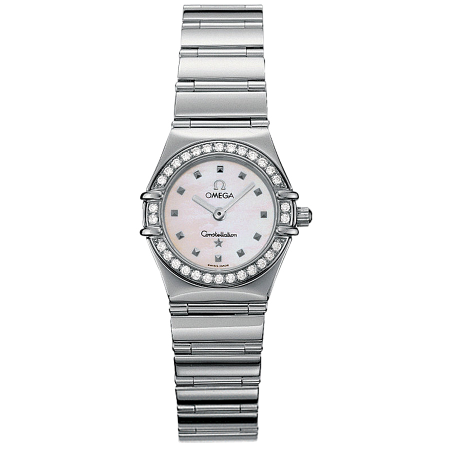 1465.71.00 Copy Omega Watches Constellation Ladies Quartz watch [1abb]